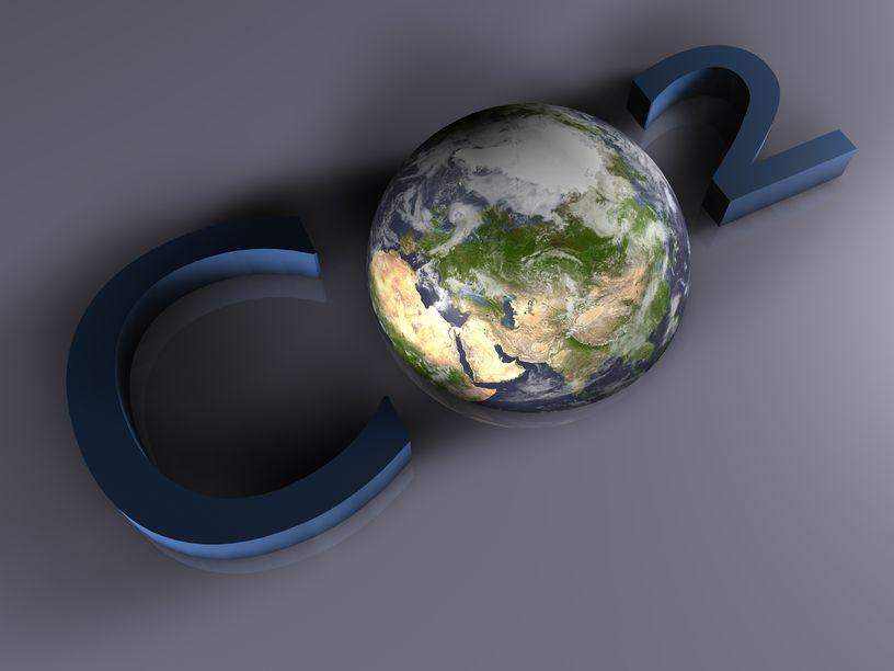 globale Erderwärmung