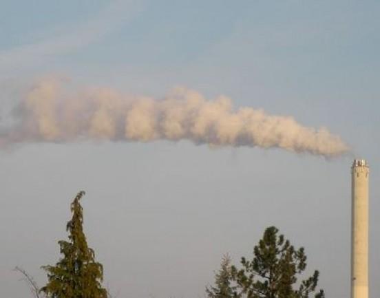 CO2 Umweltverschmutzung