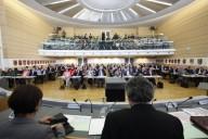 Konstituierende Sitzung der Landschaftsversammlung