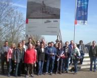 GRÜNE am Kaiser-Wilhelm-Denkmal