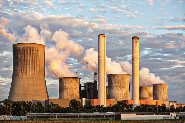 Kohlekraftwerk in NRW - lässt Erneuerbare nicht zum Zug kommen.