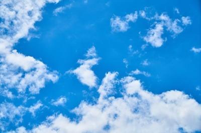 Himmel und klare Luft - ohne klimaschädliche Aktien!