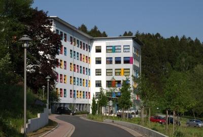 Das Hermann-Simon-Institut befindet auf dem Gelände der LWL Klinik Warstein