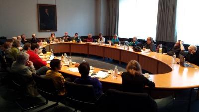 GRÜNE in den Landschaftsverbänden diskutierten mit Maria Klein-Schmeink zur Gesundheits- und Pflegepolitik
